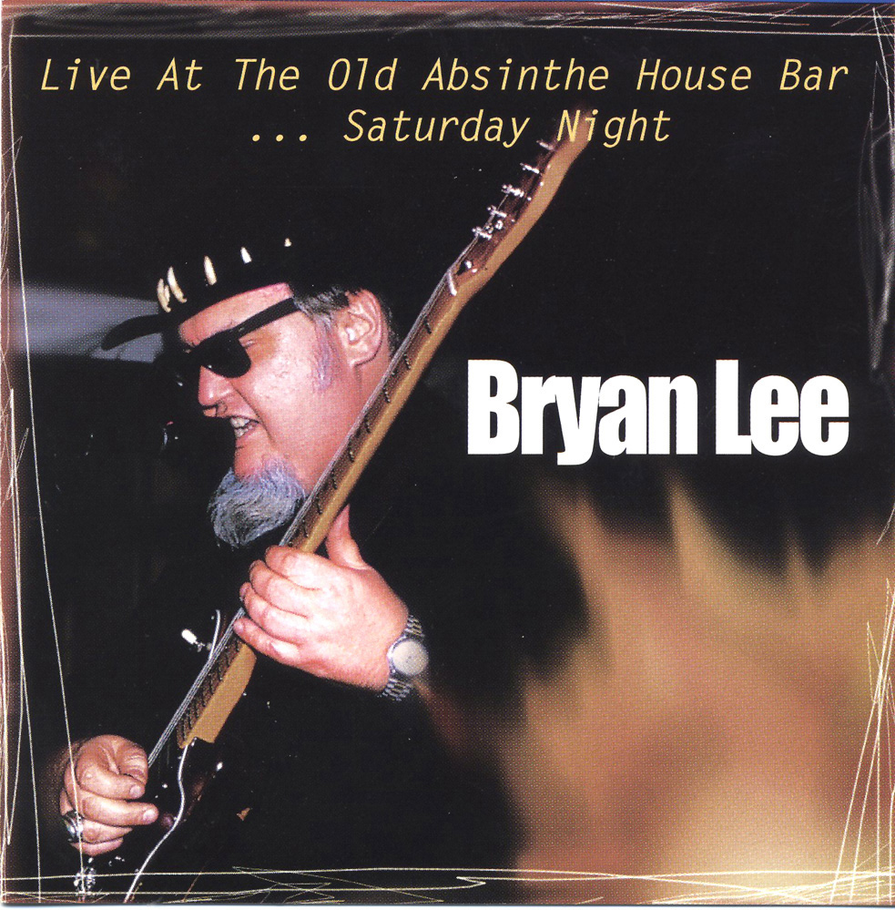 Cover Live at the Old Absinthe House, Saturday Night