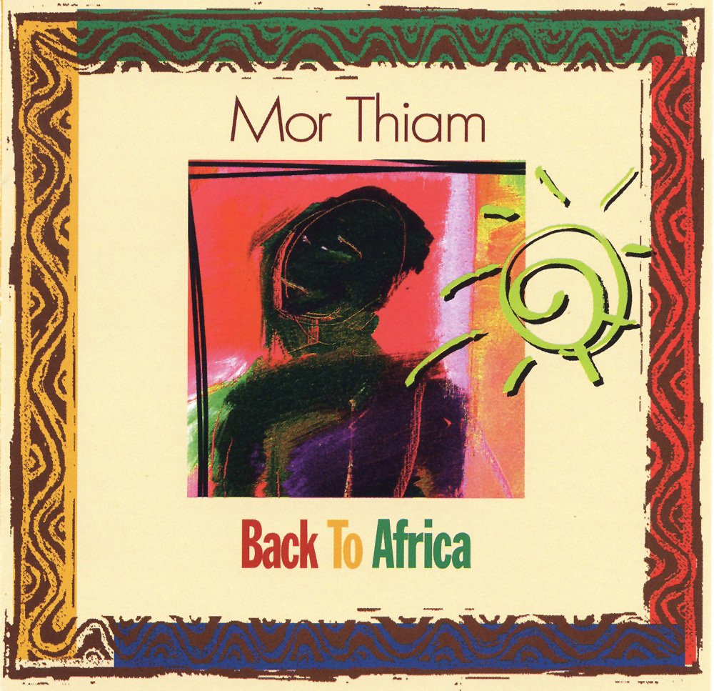Cover Back to Africa