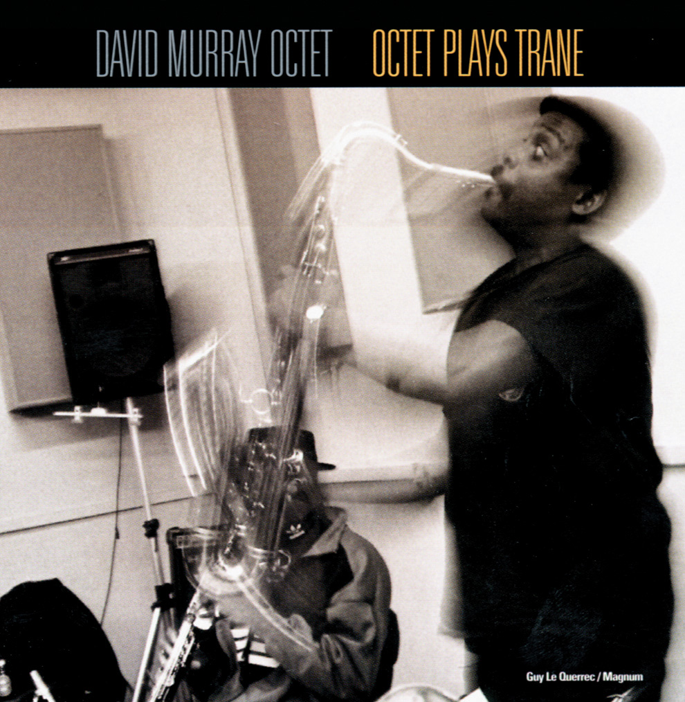 Cover Octect Plays Trane