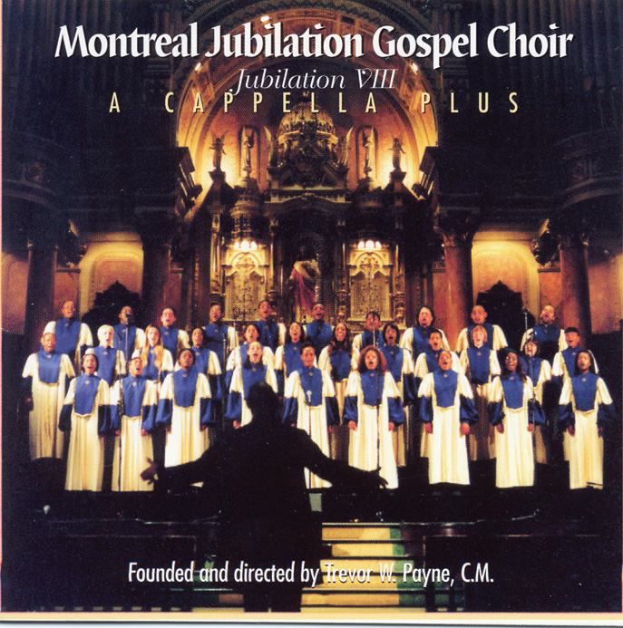 Cover A Cappella Plus - Jubilation VIII