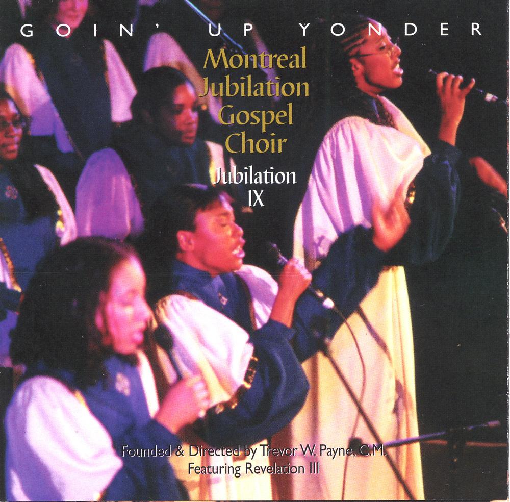 Cover Goin' Up Yonder - Jubilation IX