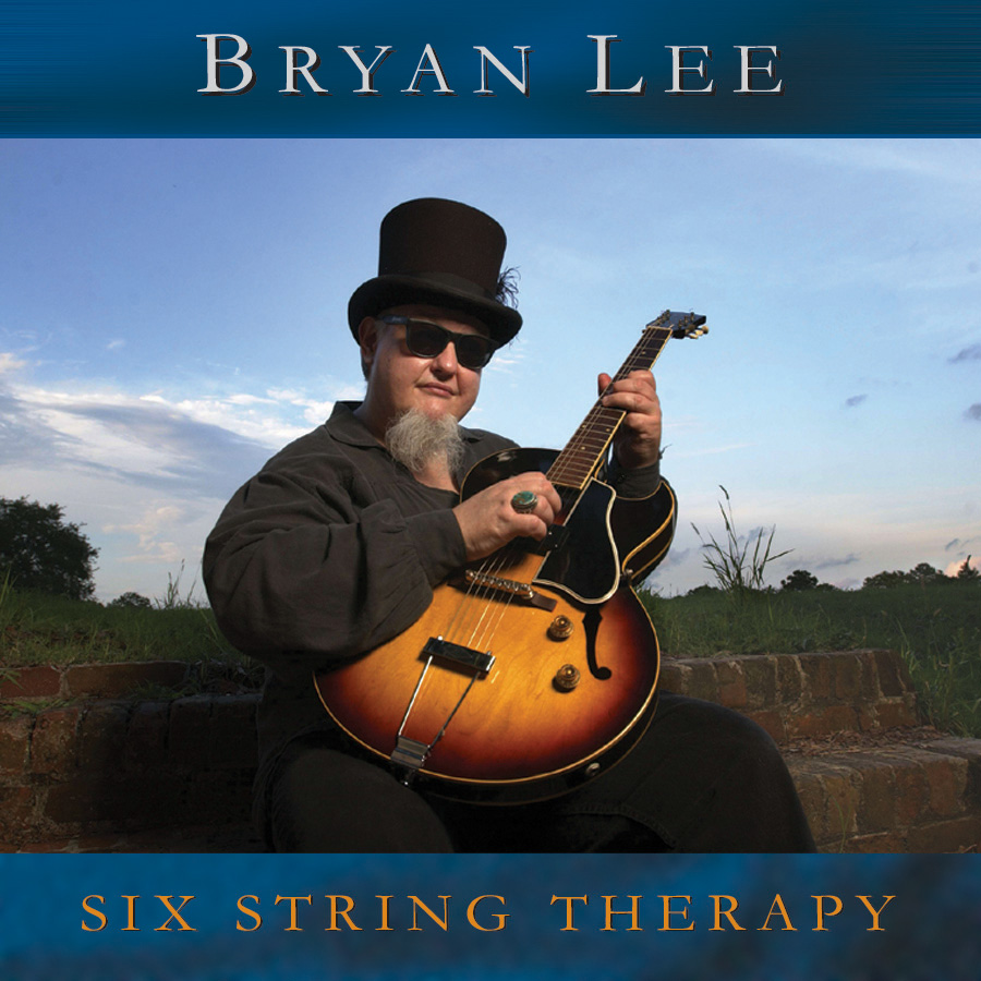 Cover Six String Therapy