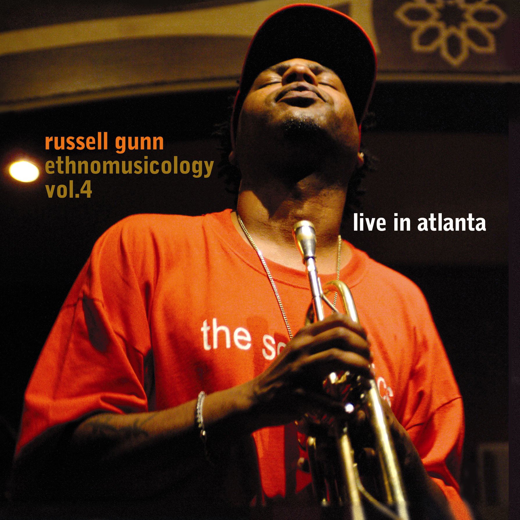 Cover Ethnomusicology Vol. 4 - Live in Atlanta