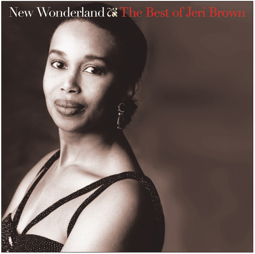 Cover New Wonderland: The Best of Jeri Brown