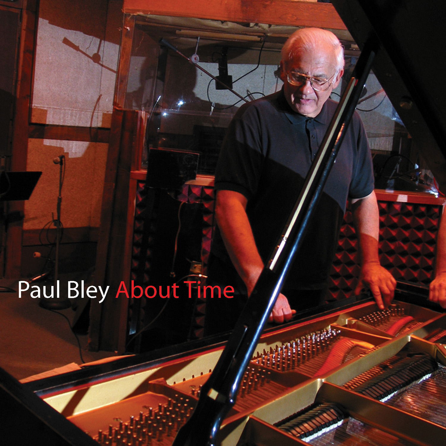 Cover About Time