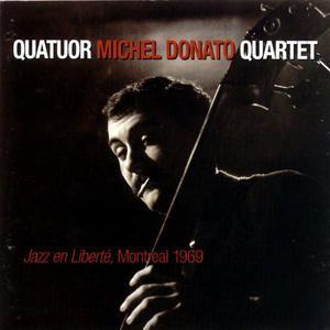 Cover Jazz En Liberté, Montreal 1969