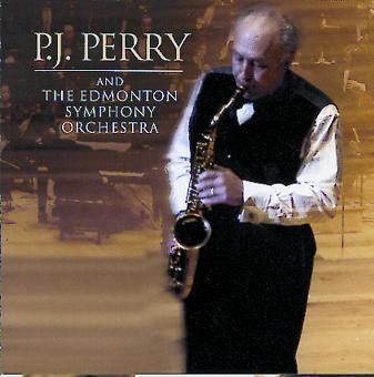 Cover P. J. Perry & the Edmonton Symphony Orchestra