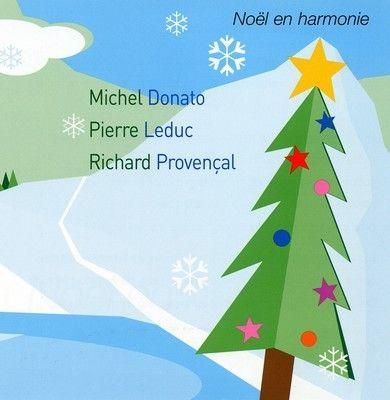 Cover Noël en harmonie - Donato/Leduc/Provençal
