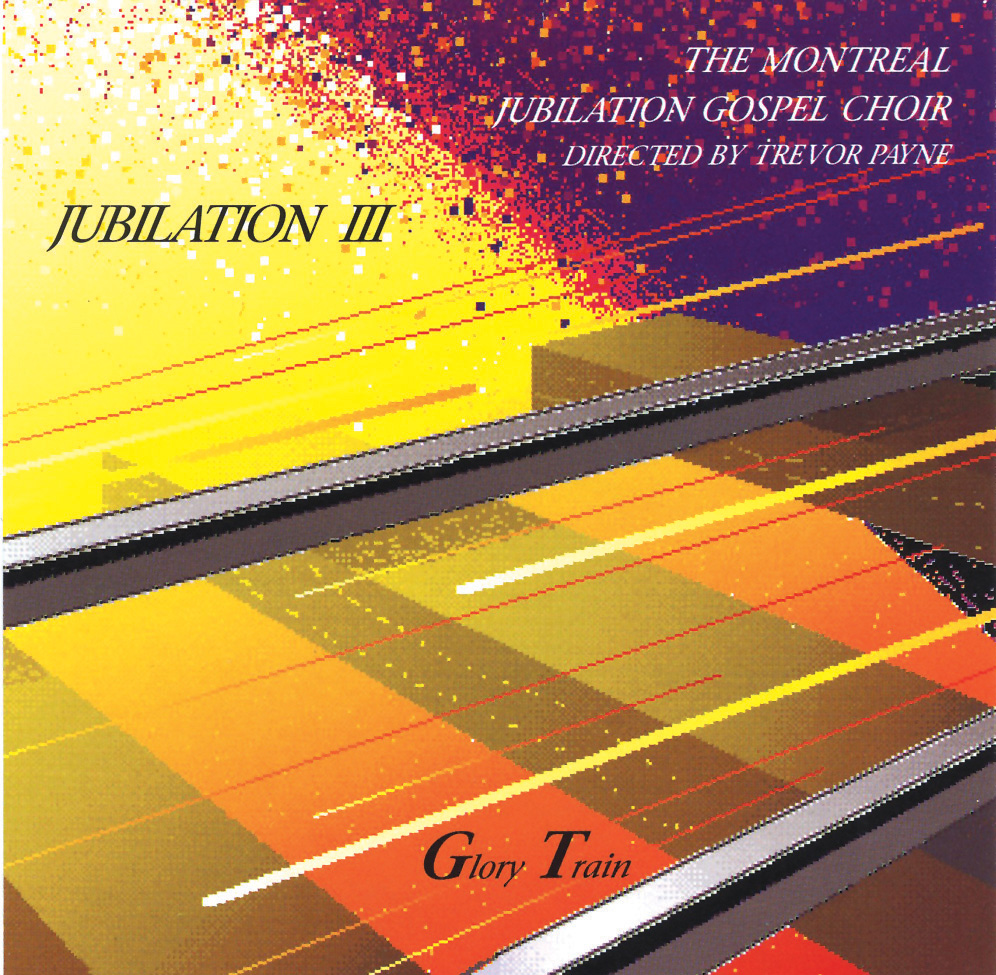 Cover Jubilation III - Glory Train