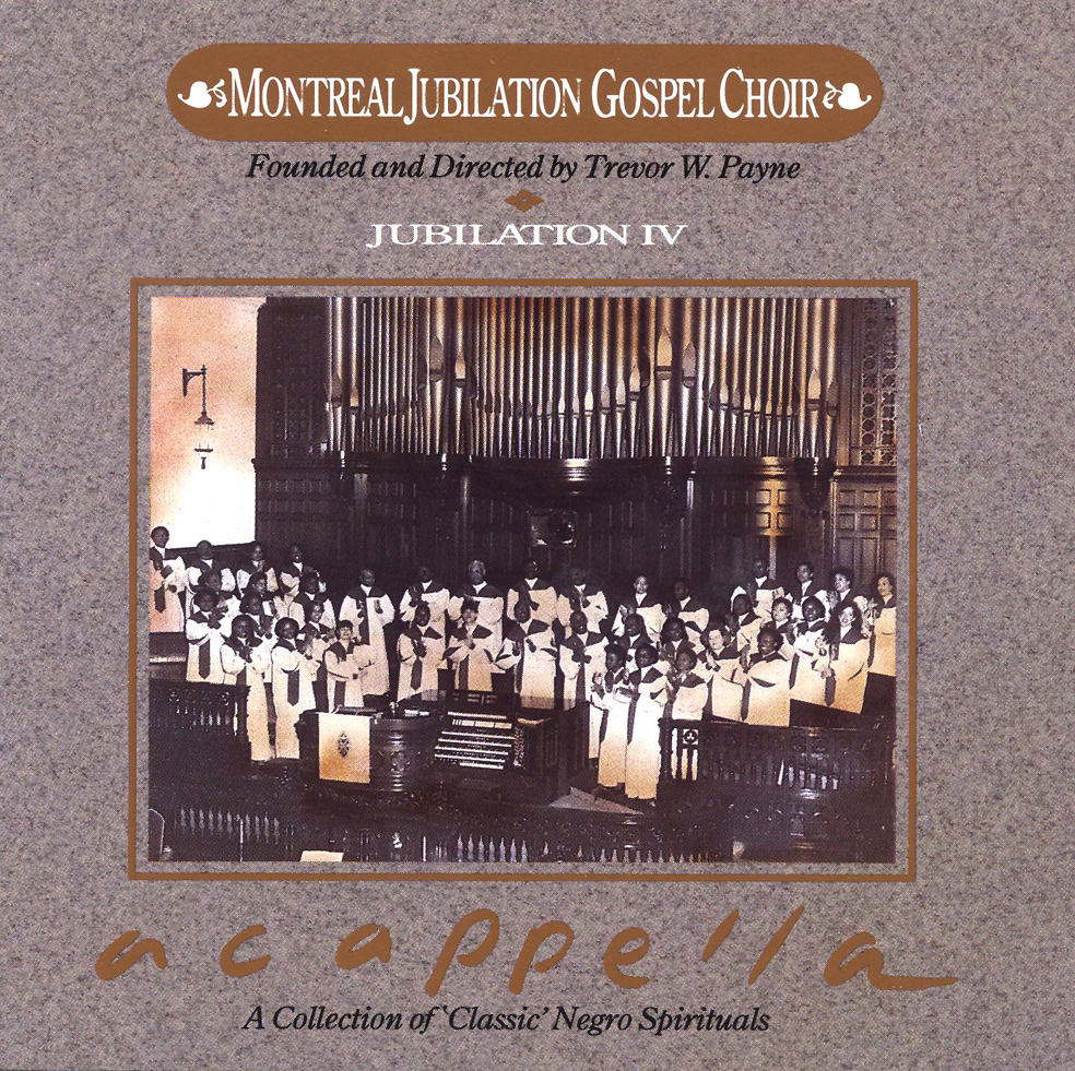 Cover Jubilation IV - A Cappella