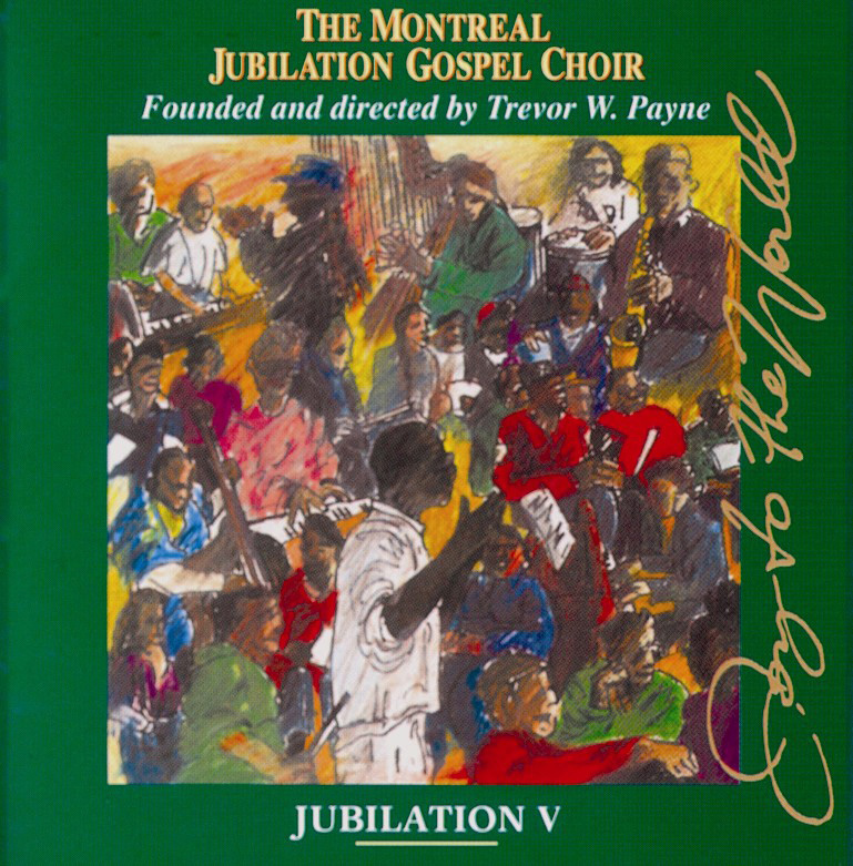 Cover Jubilation V - Joy to the World