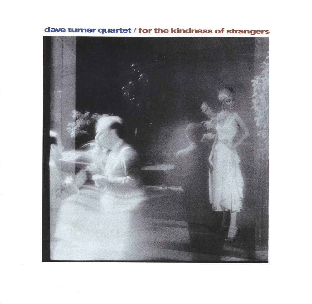 Cover For the Kindness of Strangers