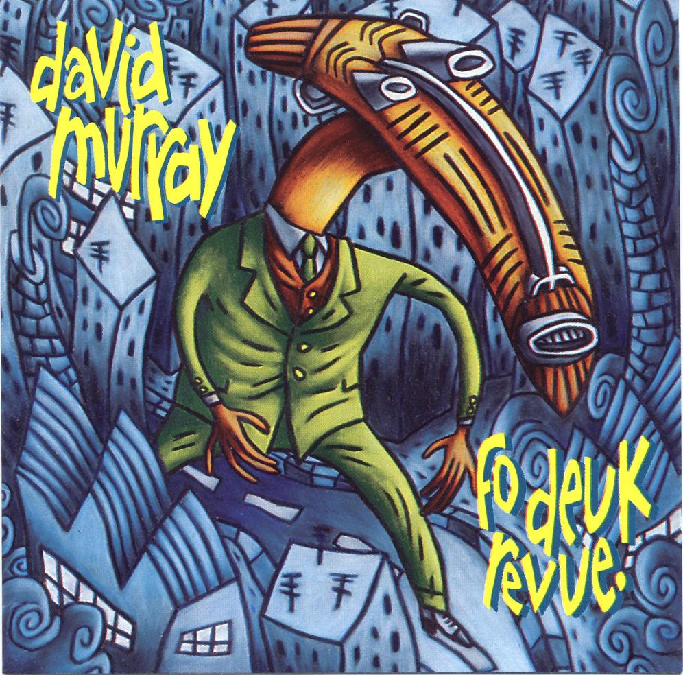 Cover Fo deuk Revue