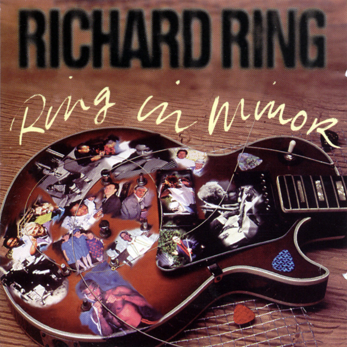 Cover Ring in Minor