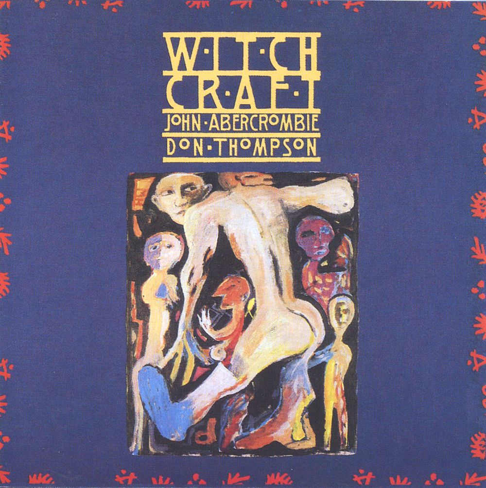 Cover Witchcraft