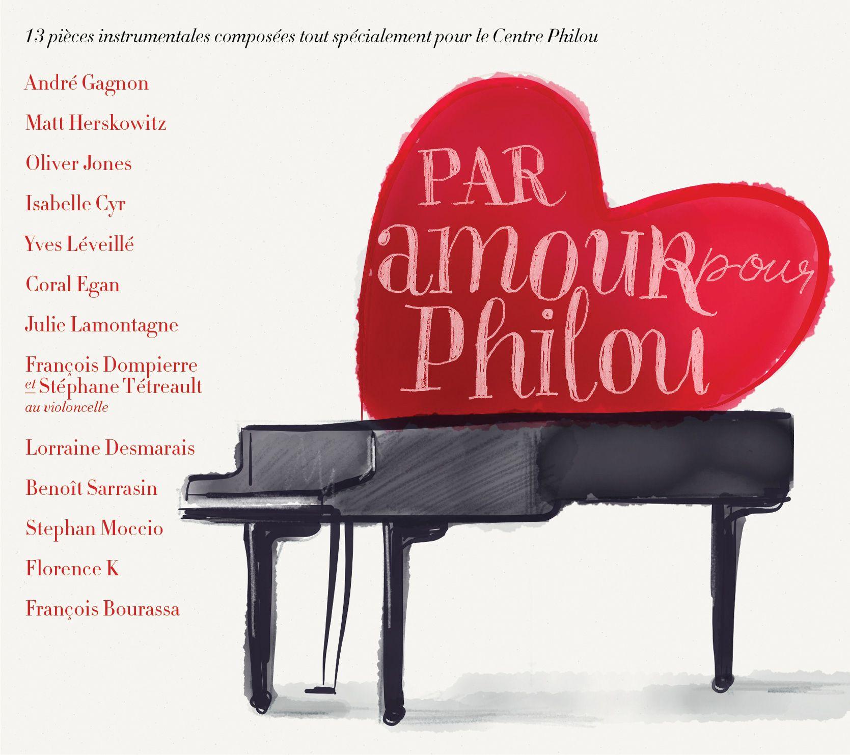 Cover Par Amour Pour Philou (Plateformes numériques seulement/Digital Services Only)