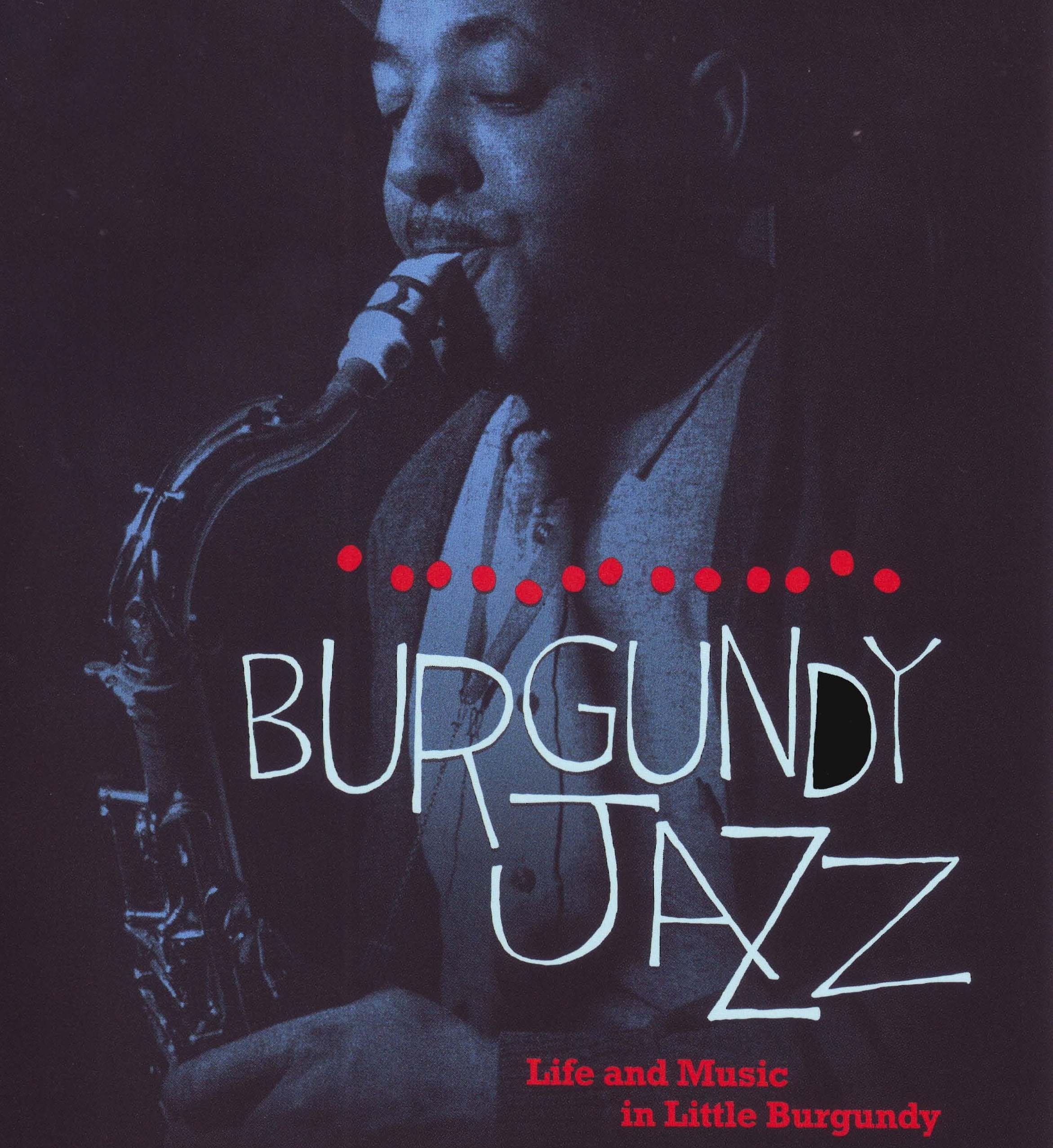 Cover Burgundy Jazz - Digital Release Only                  Version Numerique Uniquement