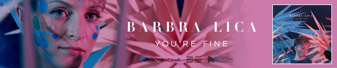 banner_Barbra Lica You're Fine