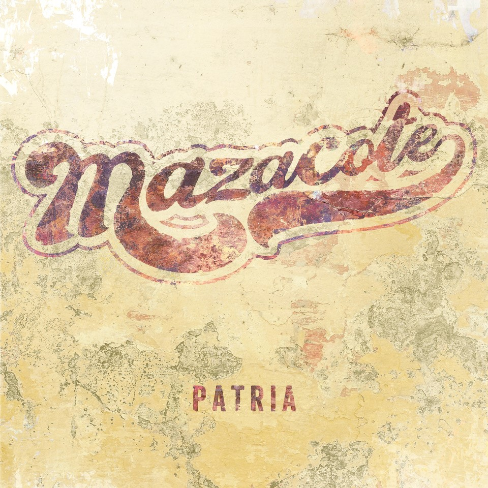 Cover Album - Patria
