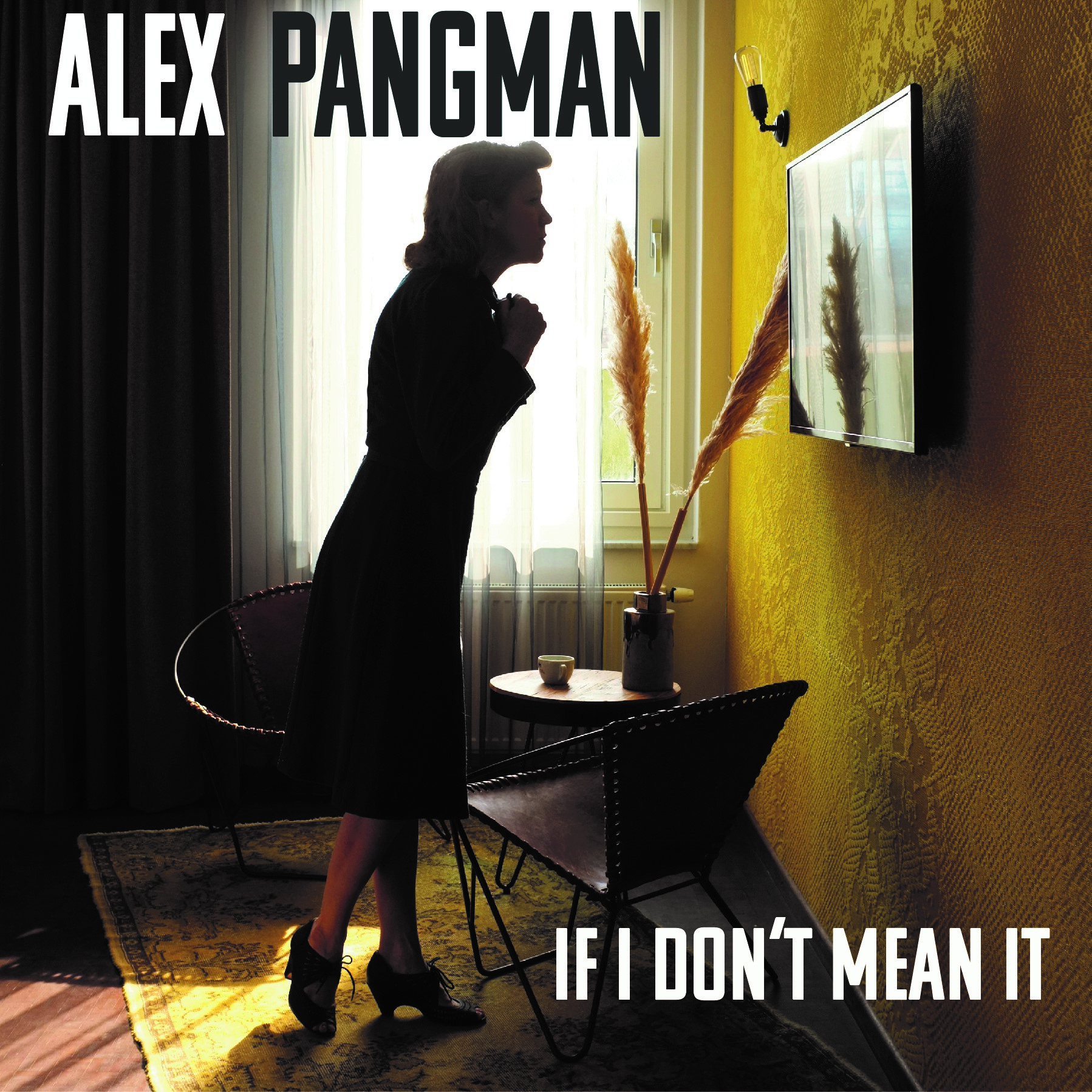 Cover Album - If I Don't Mean It (Disponible en plateformes numériques seulement/Available on Digital Services Only)