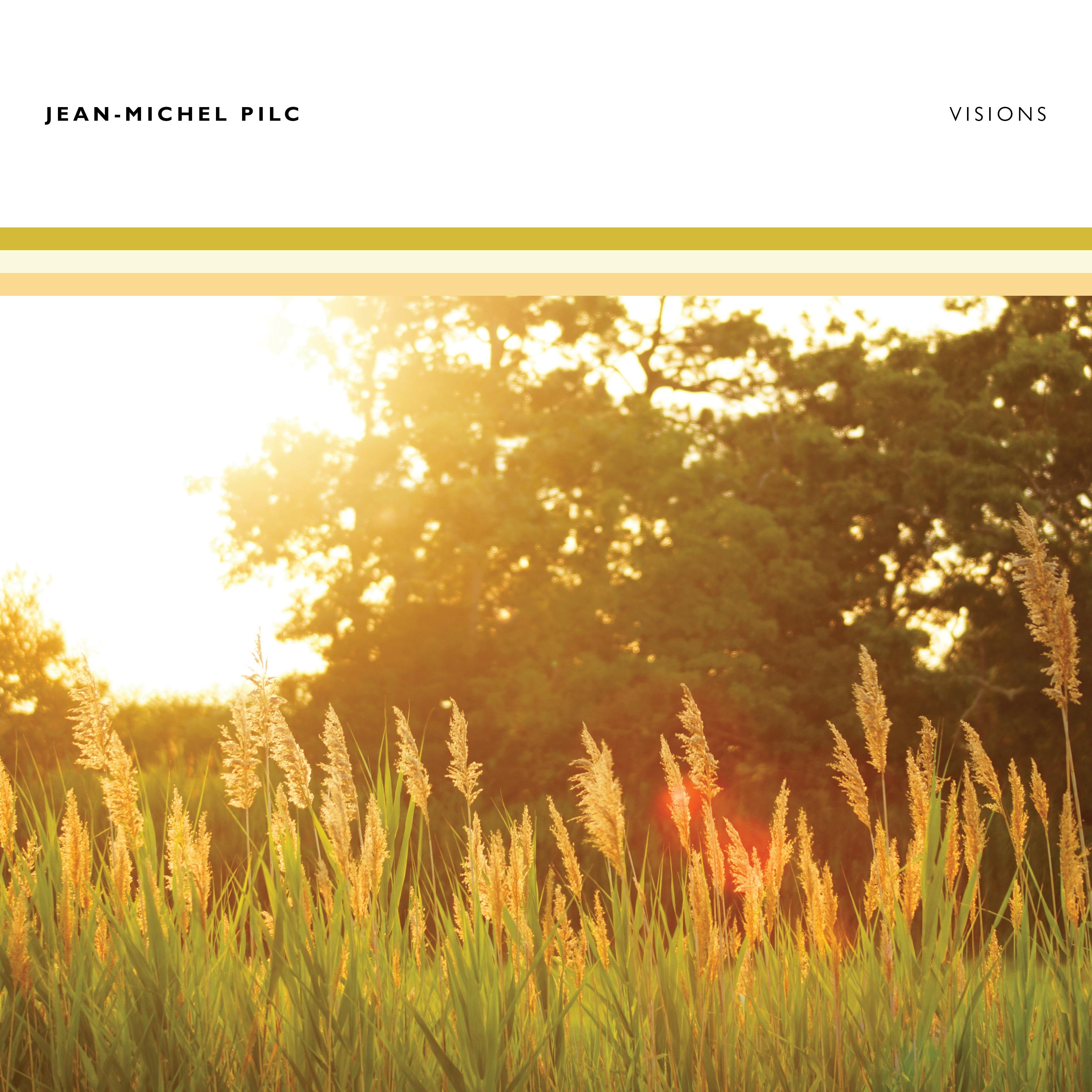 Cover Visions  (Pas disponible sur Disque Compact - disponible uniquement via les plateformes numériques seulement/Not available on CD - available through digital platforms only)