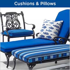Shop for outdoor patio cushions & replacement cushions for your furniture