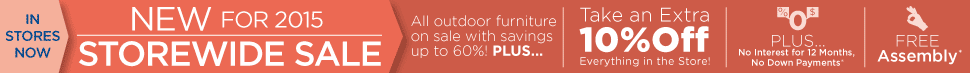 Fortunoff New Intro Outdoor Patio Furniture Sale