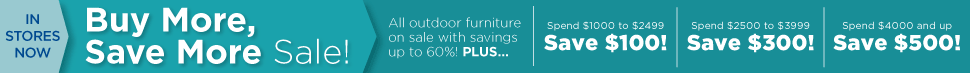 Fortunoff Buy More Save More Outdoor Patio Furniture Sale