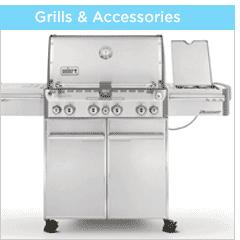 Outdoor Grills & Accessories