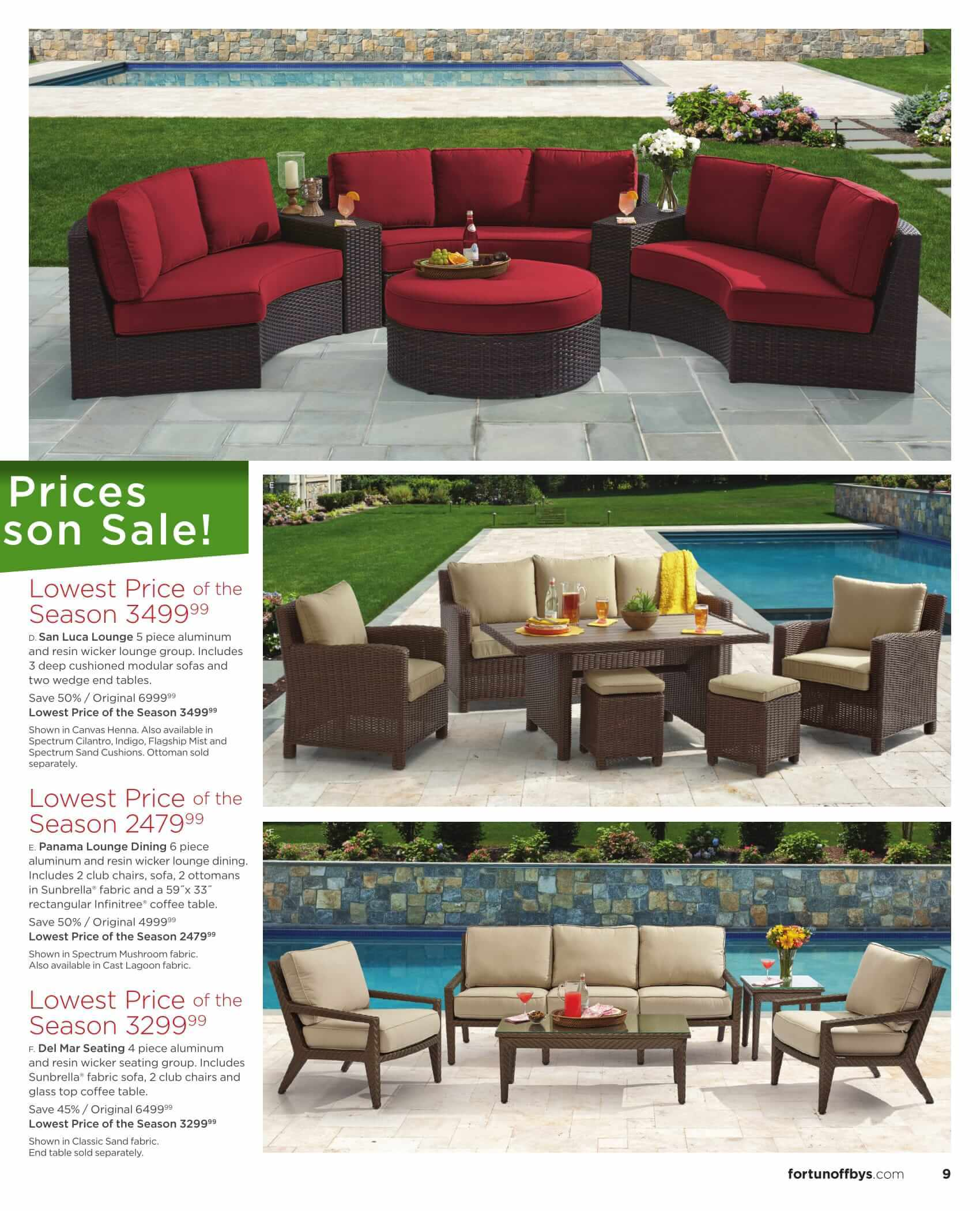 great gatherings outdoor furniture