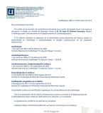 Nueva Incorporación a UPC