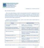 Nuevos Exámenes Enero 2012