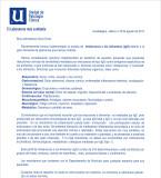 Perfil de Intolerancia a los Alimentos (IgG) <br/>(216 determinaciones)