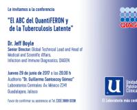 Conferencia: El ABC del QuantiFERON y  de la Tuberculosis Latente