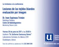 Conferencia: Lesiones de los tejidos blandos evaluación por imagen