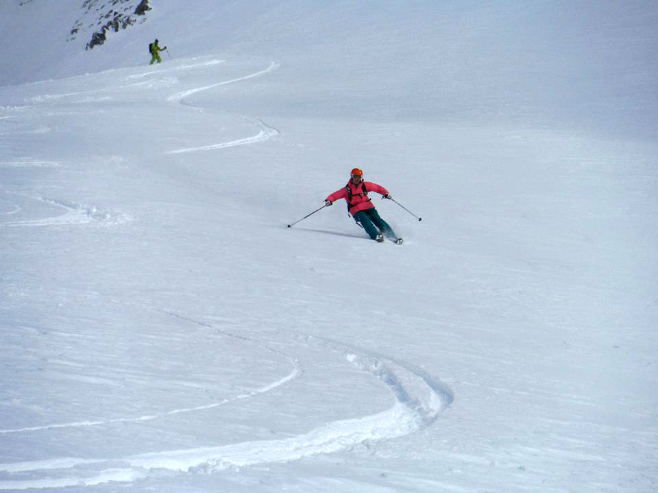 col d'arg ski