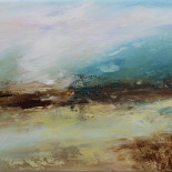 """""""Silt"""" - Oil on Canvas 25 x 20 cm"""