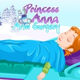 Princess Anna Arm Surgery