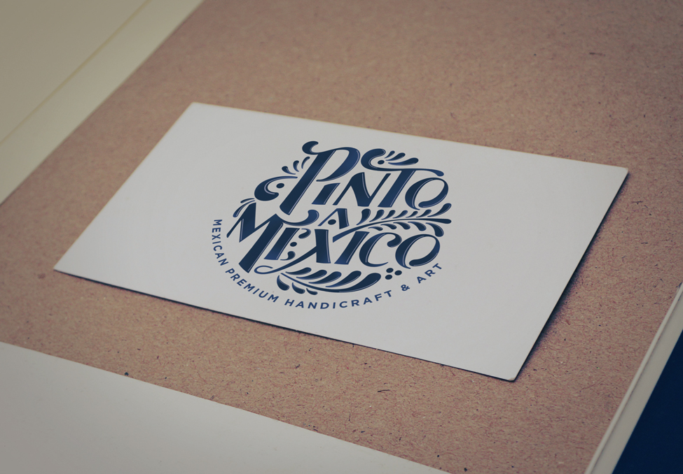 Logo Pinto a México