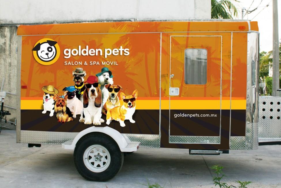Golden Pets - Vehículo