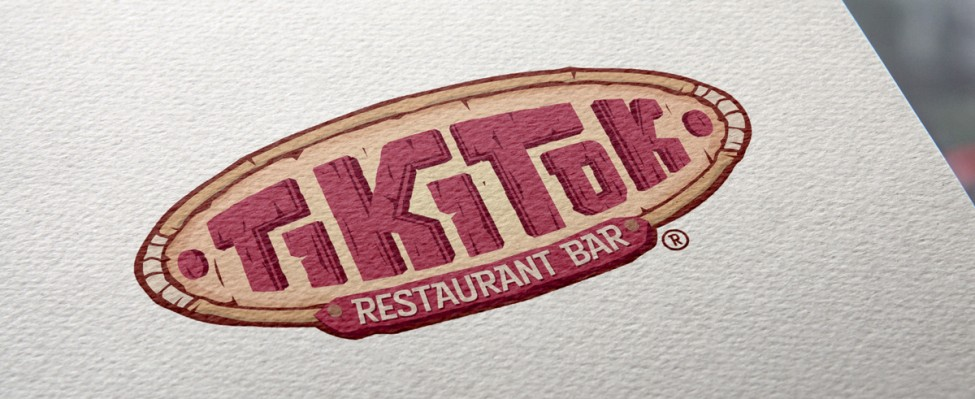 Tiki Tok - Logo final