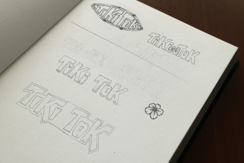 Bocetos Tiki Tok