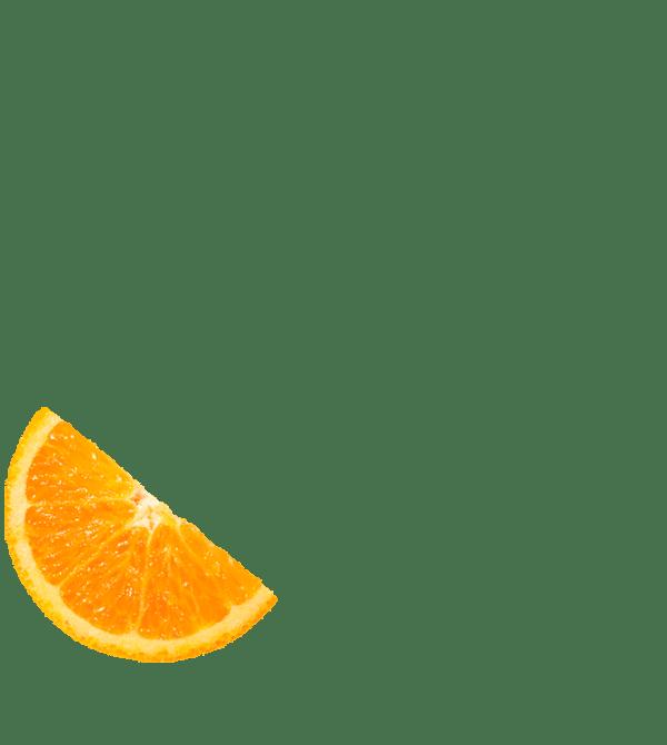 Naranja Apio y Nopal
