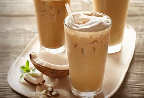 Café de agua de coco