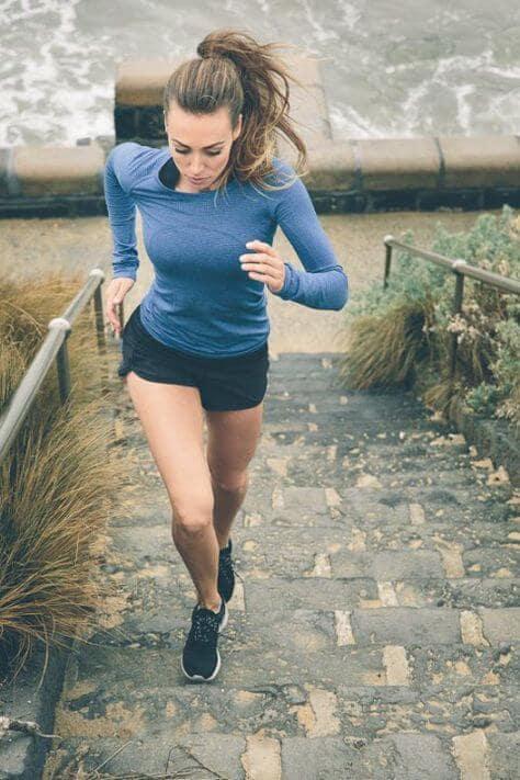 Persona corriendo