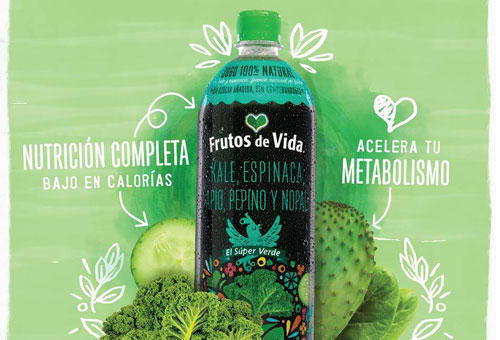 Jugo verde beneficios