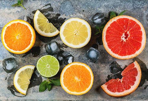 naranja toronja