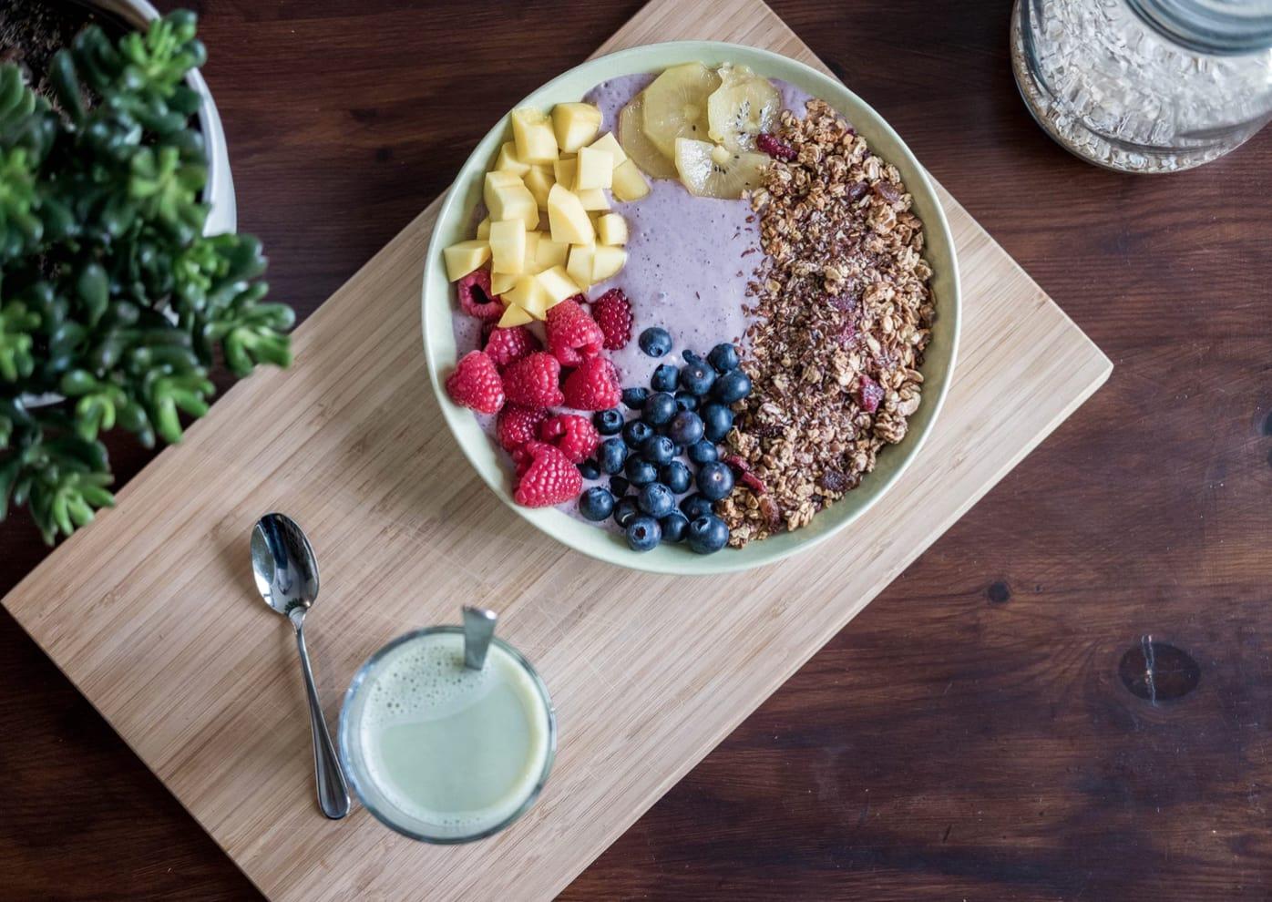 Frutas, nutrientes