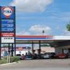 Fina Gas Station