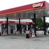 Getty Gas Station